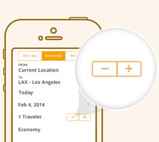 mobile optimized usability