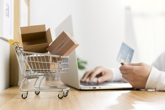 front-view-online-shopping