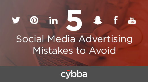 paid social mistakes to avoid