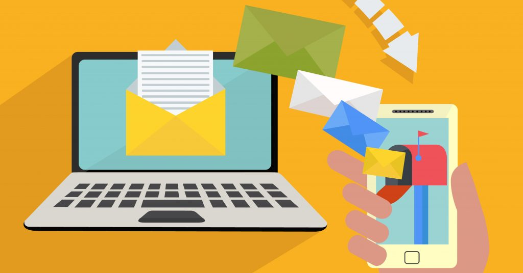 email remarketing design